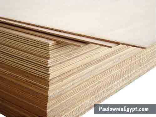 خشب الابلكاش plywood - خشب الباولونيا